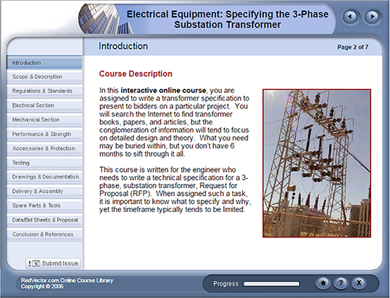 Electrical Equipment: Specifying the 3-Phase Substation Transformer