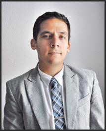 Alfredo Cely, P.E., MSEM Photo