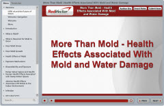 Health Effects Ociated With Mold And Water Damage Product Image