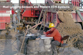 Petroleum and Natural Gas: Mud Logging Sensors and Modern EDR Systems