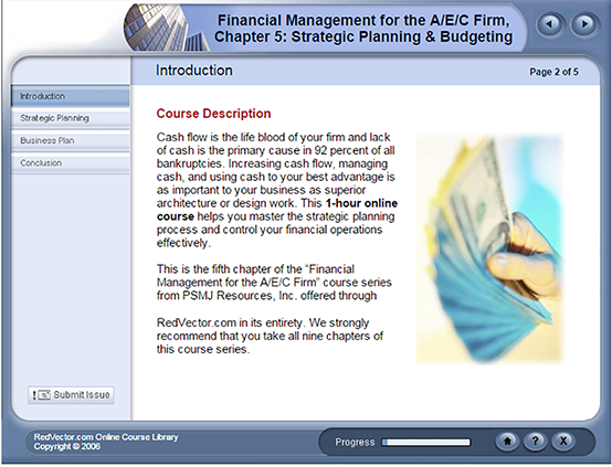 Financial Management 5: Strategic Planning & Budgeting