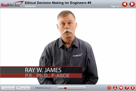Ethical Decision Making for Engineers #5