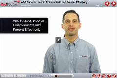 AEC Success: How to Communicate and Present Effectively
