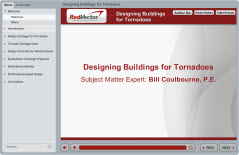 Designing Buildings for Tornadoes
