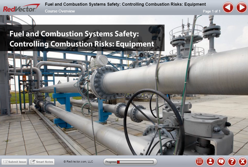 Fuel and Combustion Systems Safety - Controlling Combustion Risks: Equipment