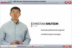 AEC Success: Business Development and Sales