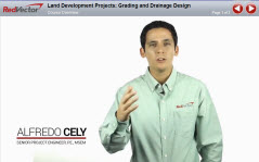 Land Development Projects: Grading and Drainage Design
