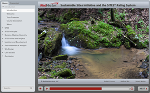 Sustainable Sites Initiative and the SITES® Rating System