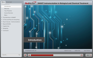 SMART Instrumentation in Biological and Chemical Treatment