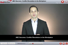 AEC Success: Conflict Resolution in the Workplace