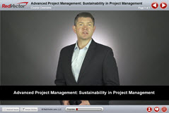 Advanced Project Management: Sustainability in Project Management