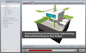Existing Building Commissioning: Implementing Retrocommissioning on Your Project