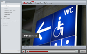 Accessible Restrooms