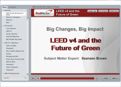 LEED v4 and the Future of Green