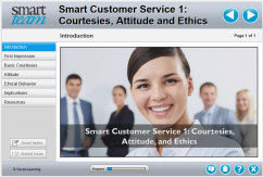 Smart Customer Service 1: Courtesies, Attitude, and Ethics