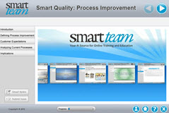 Smart Quality: Process Improvement