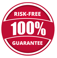 Risk-free Guarantee