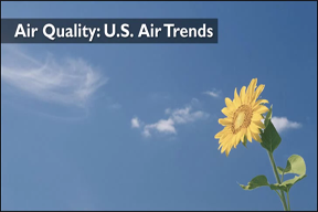 Air Quality: U.S. Air Trends