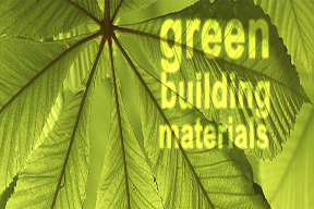 Green Building Materials: An Introduction
