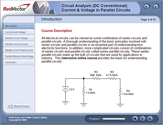Circuit Analysis Dc Conventional Current Amp Voltage In