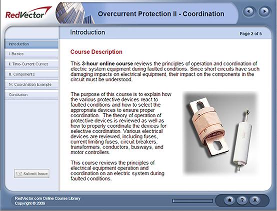 Overcurrent Protection Ii Coordination