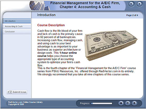 Financial Management 4: Accounting & Cash