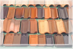 Roofing Materials - Concrete Tiles