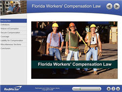 Florida Workers' Compensation Law (V15)