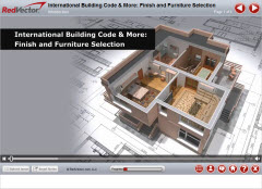 International Building Code & More: Finish and Furniture Selection