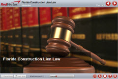 Florida Construction Lien Law, Chapter 713