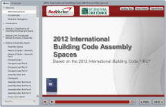 International Building Code (IBC) - Assembly Spaces