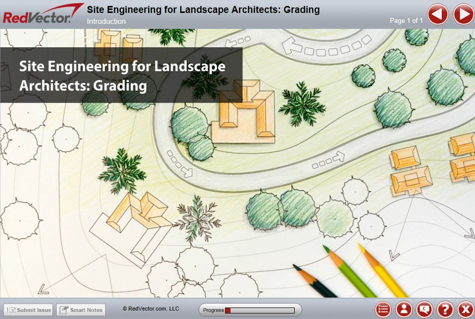 Site Engineering For Landscape Architects Grading