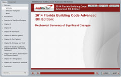 2014 Florida Building Code Advanced 5th Edition: Mechanical Summary of Significant Changes - Internet