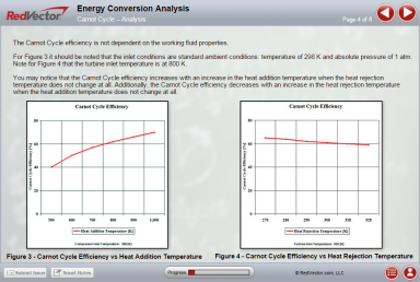 Energy Conversion Analysis (RV-10839)