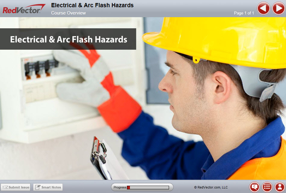 Electrical And Arc Flash Hazards