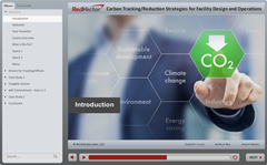 Carbon Tracking/Reduction Strategies for Facility Design and Operations