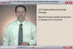 2017 NEC Changes: Branch Circuit, Feeder and Services