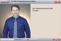 2017 NEC Changes: Enclosures and Boxes