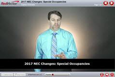 2017 NEC Changes: Special Occupancies