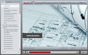 Designing PEX Plumbing Systems to Optimize Performance and Efficiency