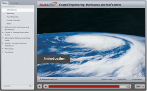 Coastal Engineering: Hurricanes and Nor'easters