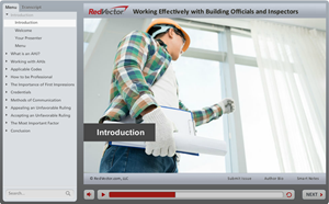 Working Effectively with Building Officials and Inspectors