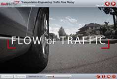 Transportation Engineering: Traffic Flow Theory