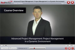 Advanced Project Management: Project Management in a Dynamic Environment