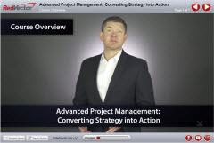 Advanced Project Management: Converting Strategy Into Action