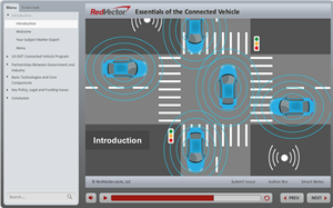 Essentials of the Connected Vehicle