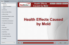 Health Effects Caused by Mold