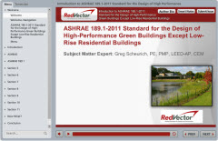 Introduction to ASHRAE 189.1-2011: Standard for the Design of High-Performance Green Buildings Except Low-Rise Residential Buildings