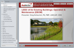 LEED v4 for Existing Buildings: Operation & Maintenance (EBOM)