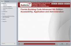 2014 Florida Building Code Advanced 5th Edition: Accessibility, Application and Administration Internet